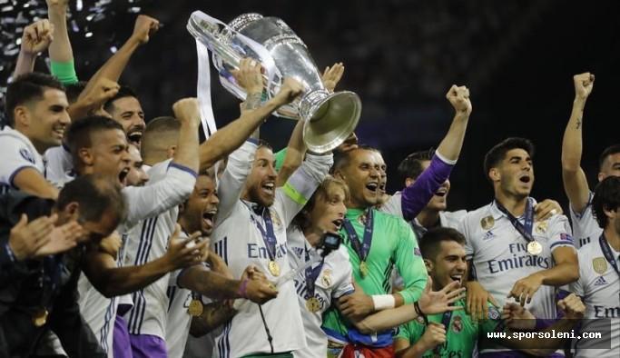 Real Madrid 12. Şampiyonluğu