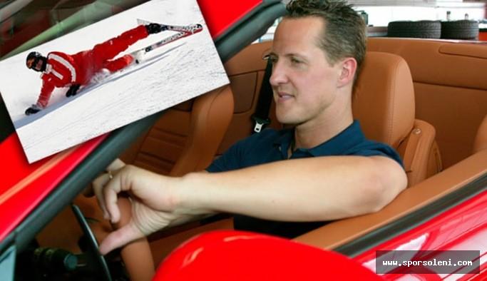 Michael Schumacher'in  Yaşamış Olduğu Talihsiz Kazanın Hikayesi.