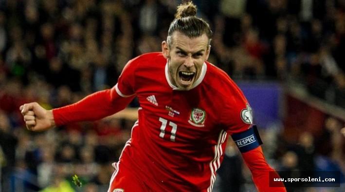 Bale, dokundu Galler 1 puan aldı