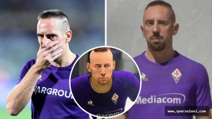 Franck Ribery'nin FIFA 20 Yüzü Şikayeti Ardından Düzeltilmesi