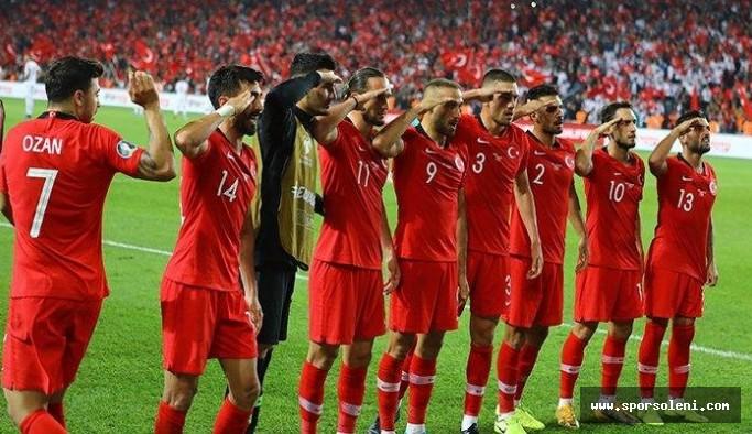 Türkiye 1-0 Arnavutluk maç sonu açıklamalar
