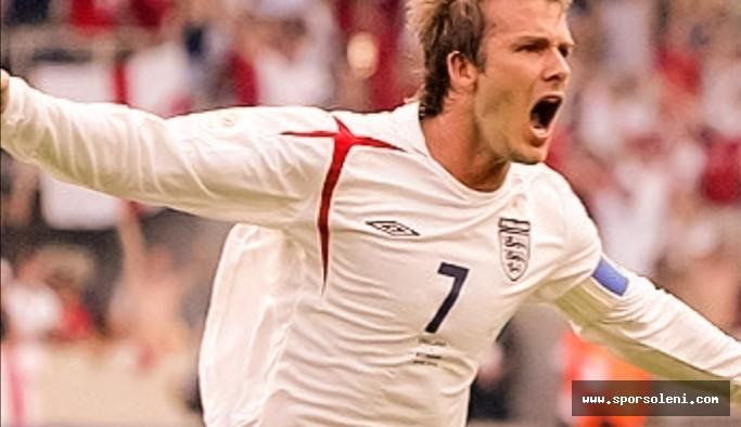 David Beckham'ın Kariyeri ve Hayatı