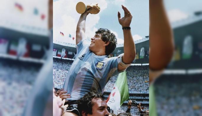 Spor dünyası Maradona'nın yasını tutuyor [Maradona 60 yaşında hayatını kaybetti]