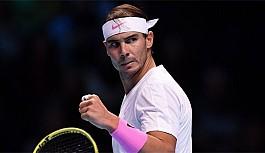 Rafael Nadal, İlk Maçında Roger Federer'e...