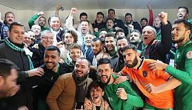 GMG Kırklarelispor 0-0 Medipol Başakşehir