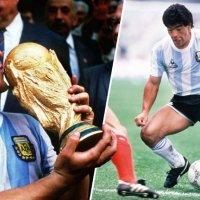 Diego Maradona Biyografi (1960–2020)