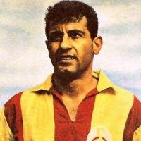Efsane futbolcu Metin Oktay (1936-13 Eylül 1991)