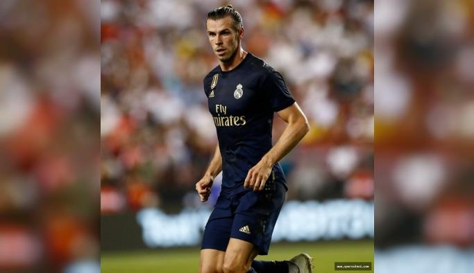 Zinedine Zidane Bale hakkında açıklama yaptı
