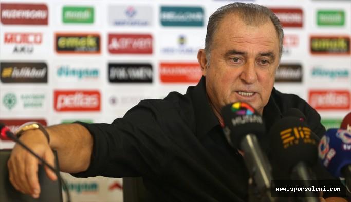 Kayserispor-Galatasaray maçın ardından ''Fatih Terim'in'' Açıklamaları.