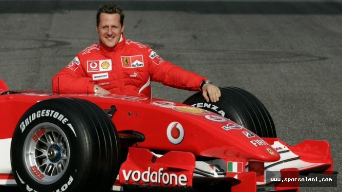 Mıchael Schumacher'in Karlar Altındaki Kader Günü.