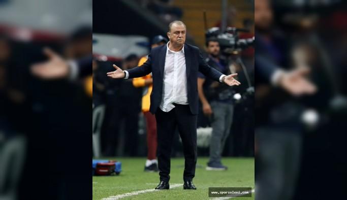 Şampiyonlar ligi Galasaray-PSG maçın ardında Fatih Terim açıklamaları.