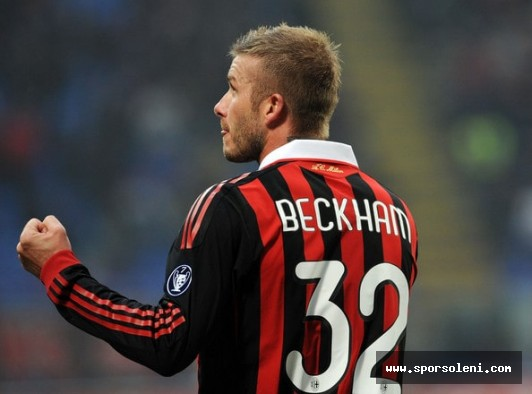 Bayan Beckham, David gelip bizimle parkta oynayabilir mi?
