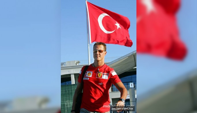Bir Süper Starın görüşleri-Michael Schumacher diyor ki...