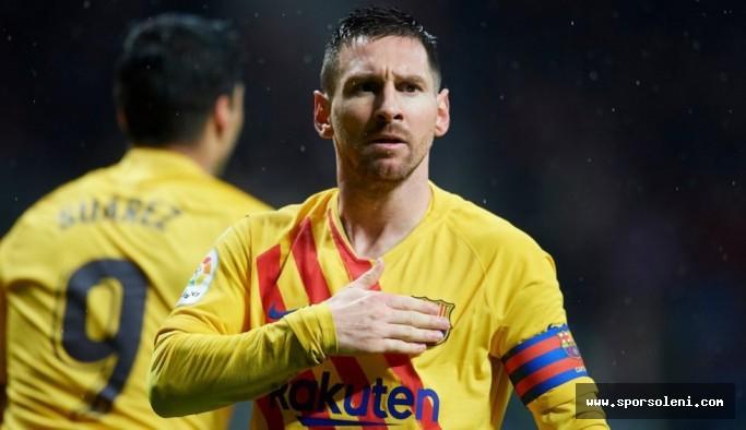 Messi'nin Okul Günleri