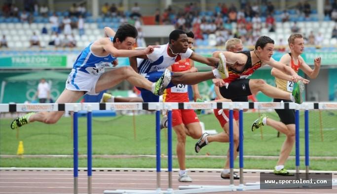 Atletizm Pist ve Alan [Engelli Koşular]