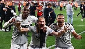 Süper Lig'de Beşiktaş 16. Şampiyonluğunu elde etti.